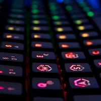 clavier mecanique RGB ORIOS