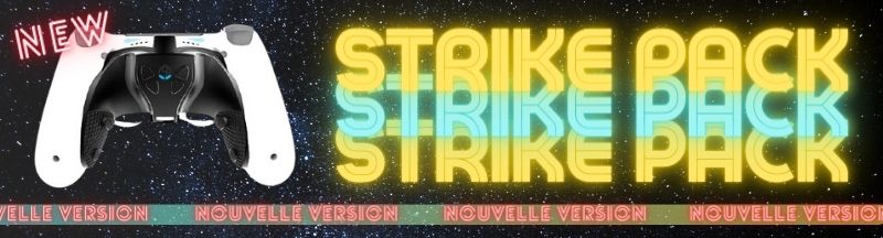 Nouveau Strike Pack ELIMINATOR PS4